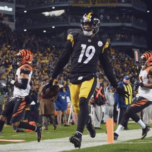 Odds Favor JuJu Smith-Schuster Posting Less Than 1,375 Receiving Yards in 2019