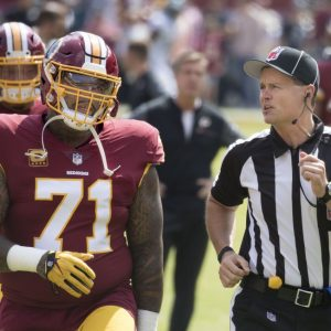 Odds Favor Trent Williams' Holdout Extending Into Regular Season, Missing Week 1