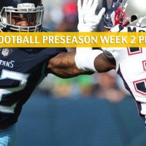 Patriots vs Titans Predictions, Picks, Odds, Preview