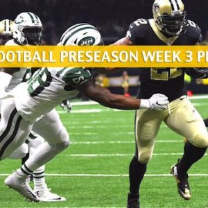 Saints vs Jets Predictions, Picks, Odds, Preview