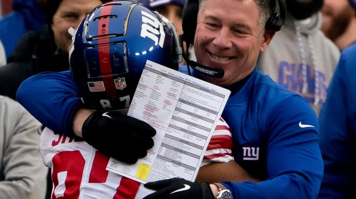 Bills Still 1.5-Point Favorites vs Giants After Sterling Shepard Announced Out
