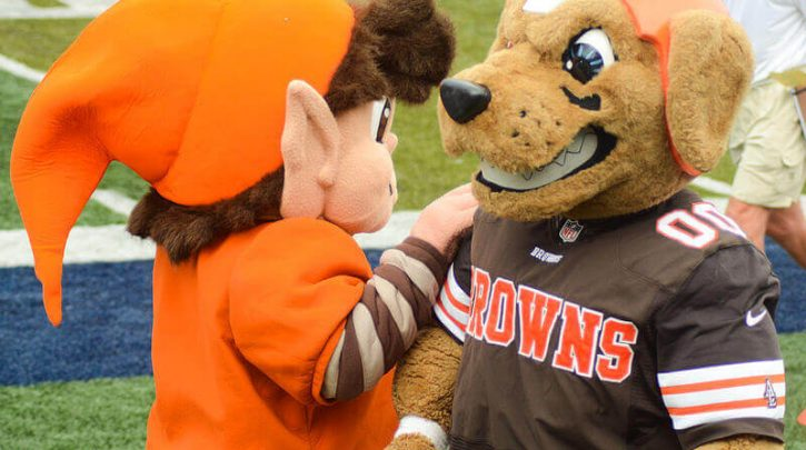 Browns Open as Just 1.5-Point Favorites Against Jets on Monday Night