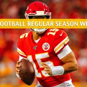 Chiefs vs Raiders Predictions, Picks, Odds, Preview