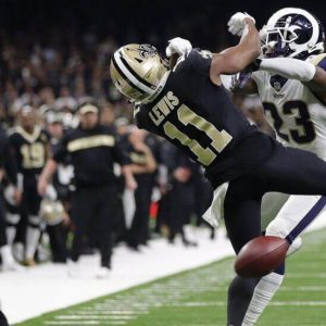 Rams Favored by 2 in Rematch vs Saints in Week 2