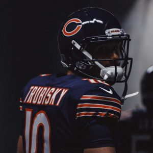 Bettors Fading Trubisky and the Bears in Week 8 vs Chargers; Spread Down to Chicago -4