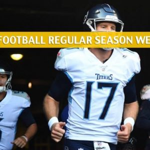Chargers vs Titans Predictions, Picks, Odds, Preview