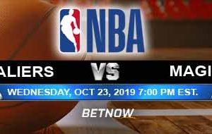 Cleveland Cavaliers vs Orlando Magic 10-23-2019 Picks Prediction Preview