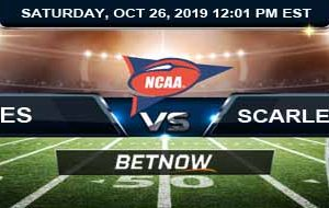 Liberty Flames vs Rutgers Scarlet Knights 10-26-2019 Odds, Picks and Previews