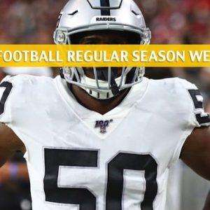 Raiders vs Texans Predictions, Picks, Odds, Preview