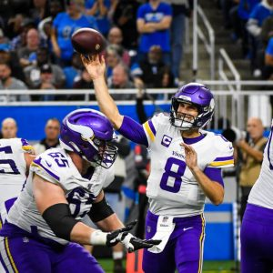 Redskins vs Vikings Week 8 Thursday Night Football Props: Bully Ball