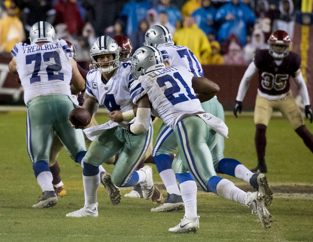 53% of Bets Are on Cowboys as 3-Point Favorites vs Vikings