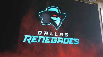 Dallas Renegades Favored at +300