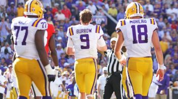 Joe Burrow Becomes Odds-On Favorite to Be First Pick in 2020 NFL Draft After Tua Injury