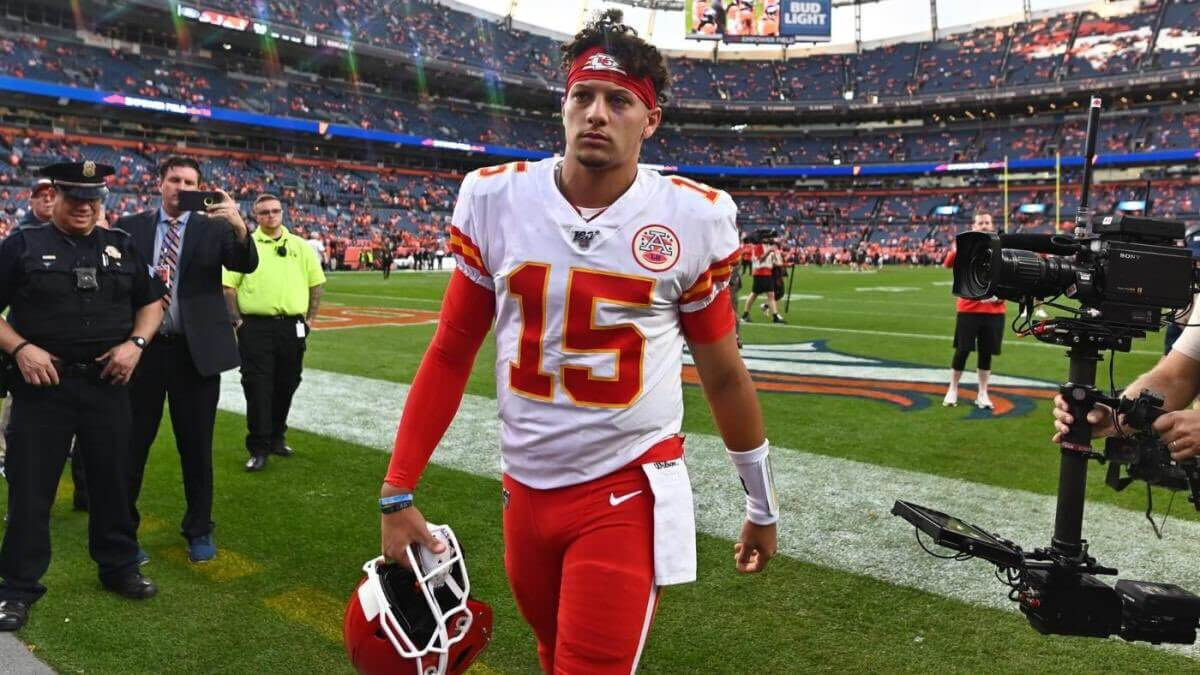 Mahomes Is Not Where The Heart Is