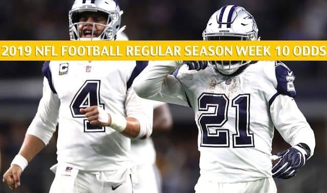 Vikings vs Cowboys Predictions, Picks, Odds, Preview
