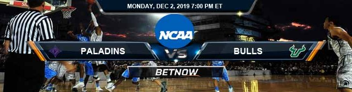 Furman Paladins vs South Florida Bulls 12-02-2019 Odds Predictions and Game Analysis