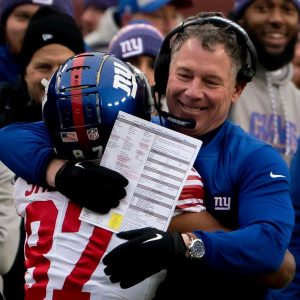 Odds of Pat Shurmur Returning as Giants Head Coach in 2020 Set at +200