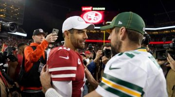 60% of Bettors Taking 49ers as 7.5-Point Favorites Against Packers; Should You Take the Points?