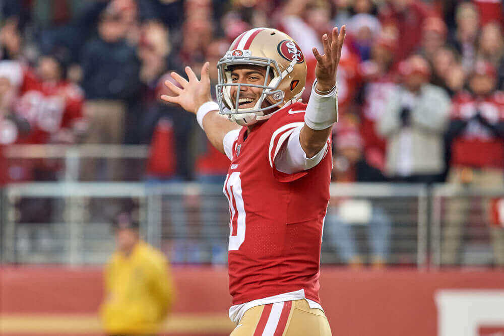 Bettors Aren't Buying the Vikings; 83% of Money Is on 49ers -7 in Divisional Round