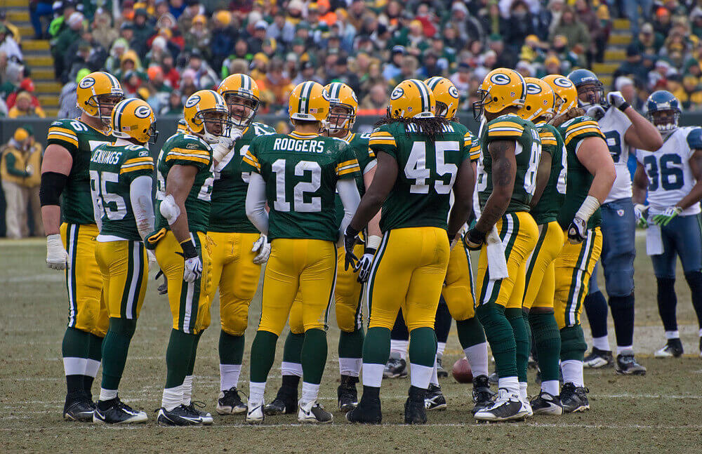 Packers Given +500 Odds to Win Super Bowl with Niners Waiting in NFC Championship