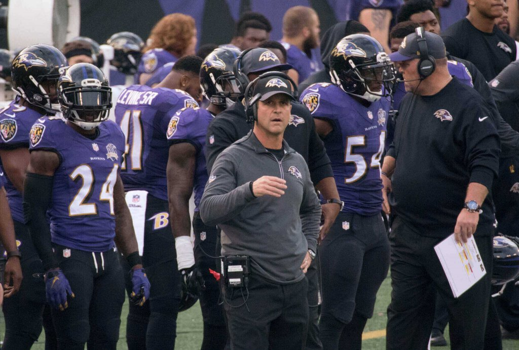 Ravens Open as 9.5-Point Favorites vs Titans in Divisional Round; Line Quickly Moves to Ravens -10