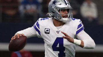 Dak Prescott and Baker Mayfield Seeing Early Money to Win 2020 NFL MVP