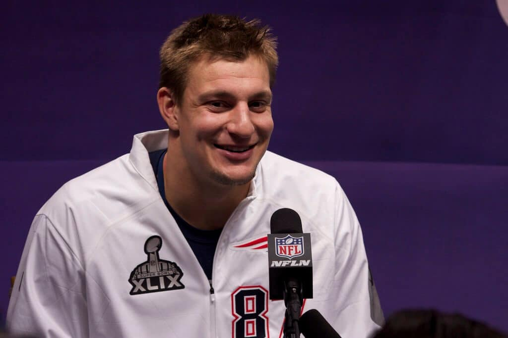 Is Rob Gronkowski Ready to Return to NFL in 2020? Odds Say No
