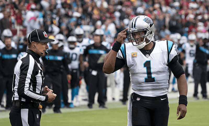 Odds to Be Starting QB in 2020 for Newton, Trubisky, Bridgewater & Winston