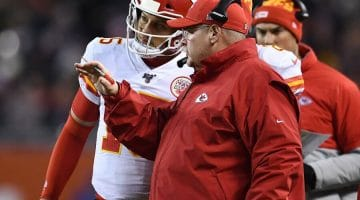 Super Bowl 54 Champion Chiefs Open as Favorites to Win Super Bowl 55