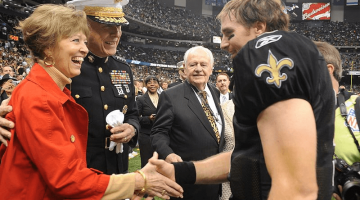After Flag Comments, Odds Have Been Released on What Drew Brees Will Do During Anthem in Week 1