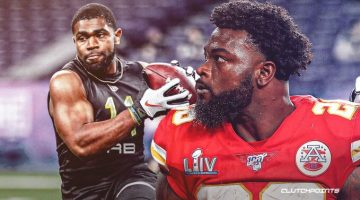 Clyde Edwards-Helaire's NFL OROY Odds Rapidly Changing After Damien Williams Opts Out