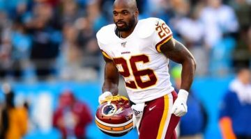 Odds on Adrian Peterson's Next Team After Being Released by Washington