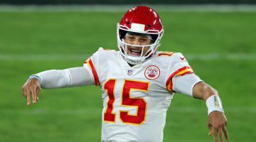 Mahomes Still Given Best Odds to Win NFL MVP After Week 11
