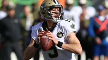 Saints Still Heavily Favored to Win NFC South After Brees Injury