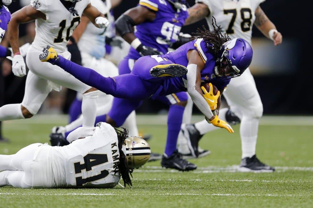 Vikings vs Saints Odds, Lines, and Spread for Week 16