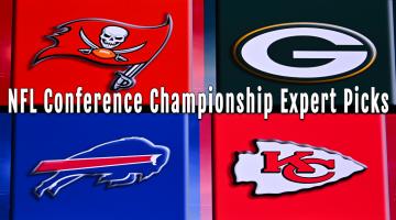 Championship Picks 2021 & Preview - Bills vs Chiefs & Buccaneers vs Packers