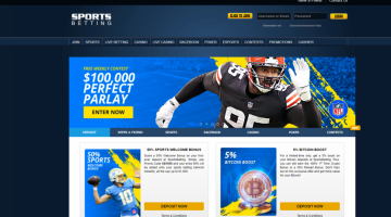 Perfect Parlay Contest Free to enter with a $100,000 Prize